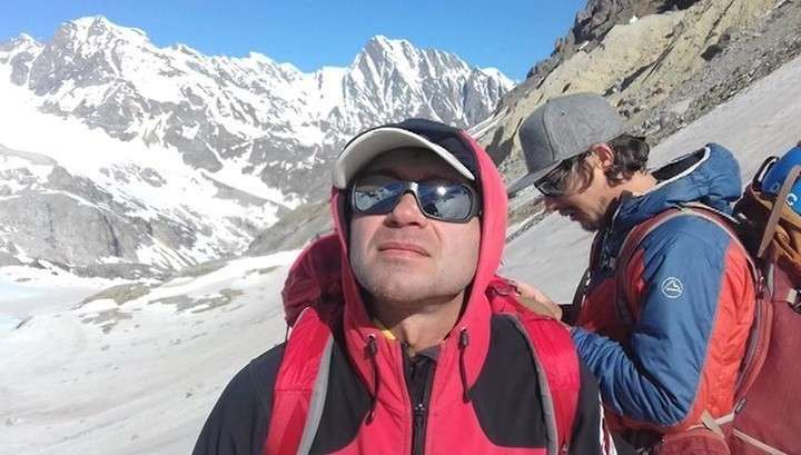 Русский альпинист, застрявший в горах в Пакистане, спасен