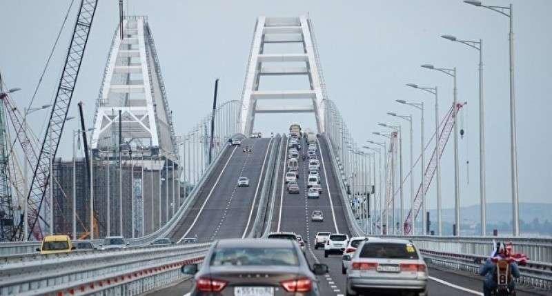 ЕС ввел санкции против русских компаний из-за Крымского моста
