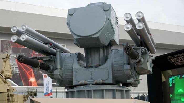 Малые ракетные корабли серии Буян-М защитят морским Панцирем