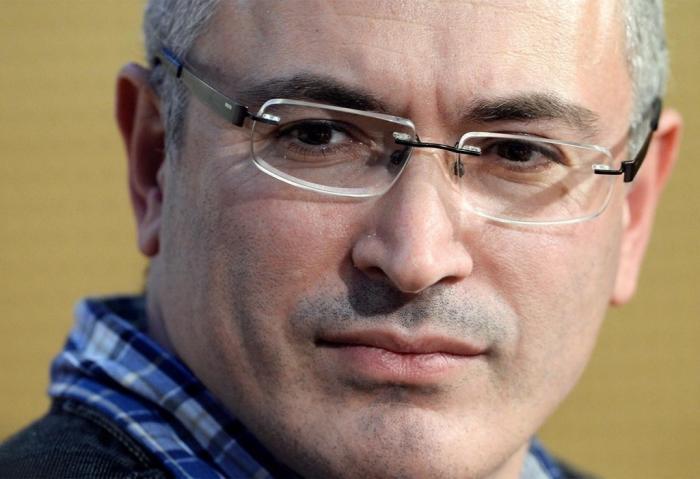 Еврей Ходорковский купил на ДР своему дружку Невзлину трёх экс-министров Израиля