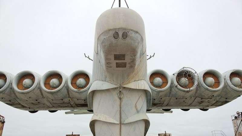 Российский ударный экраноплан станет грозой для американских ВМС