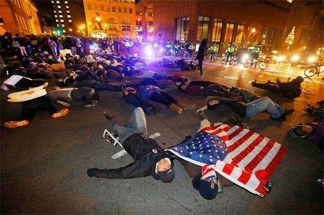 Скрытый геноцид американского населения в США