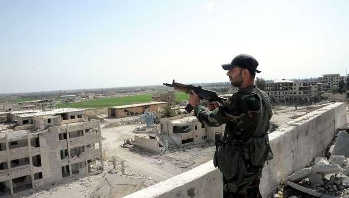 На юге Сирии завершена военная операция против американских наёмников