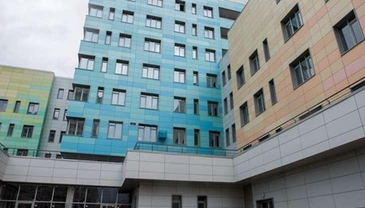 Медицинский центр состанцией скорой помощи введен вэксплуатацию вподмосковной Балашихе