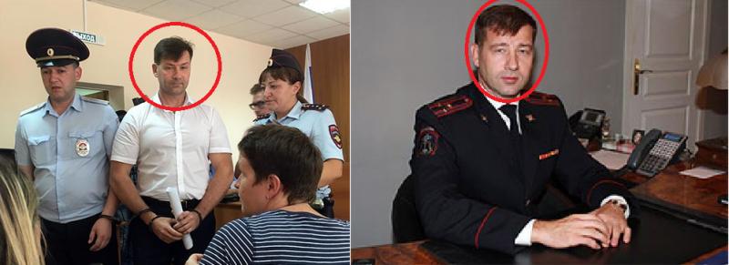 В ресторане дочери задержали сына спикера Самарской Думы полковника Росгвардии