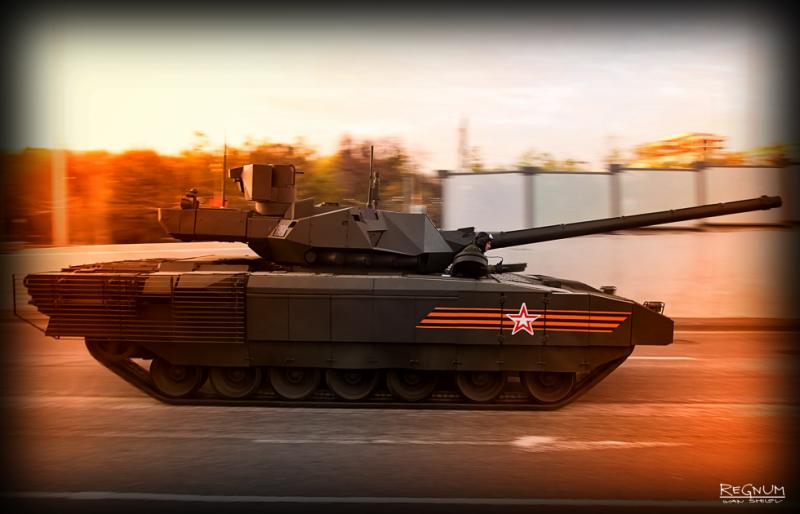 Нужен ли России суперсовременный но дорогой танк Т-14 «Армата»?