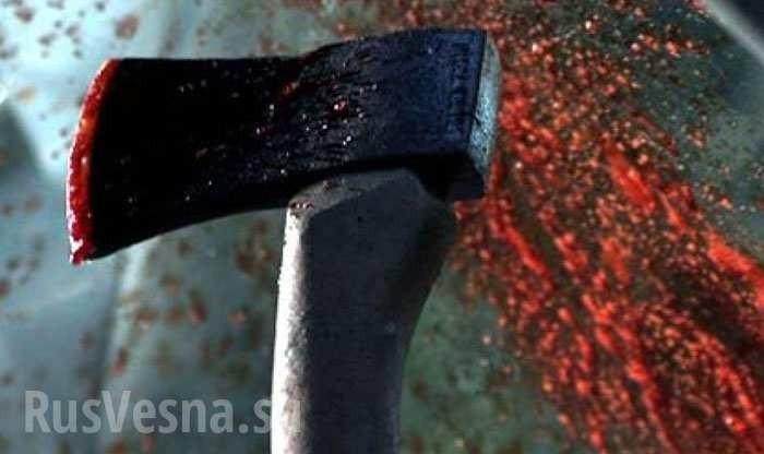 Злющая зрада: топоры российского производства поступили на вооружение ВСУ