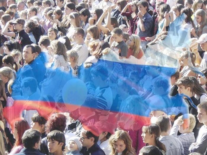 Естественная убыль населения России: рождаемость падает, смертность растет