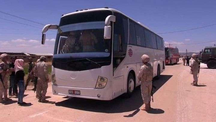 Американские наёмники в Сирии продолжают покидать захваченные города
