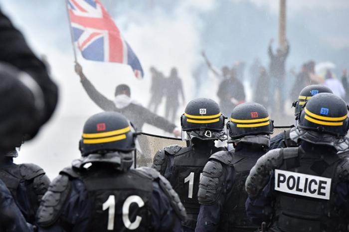 В Европе полным ходом идёт подготовка к масштабной гражданской войне