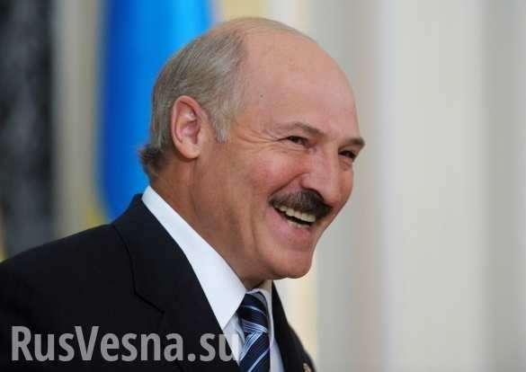 Александр Лукашенко после «инсульта» пошутил о своих похоронах | Русская весна