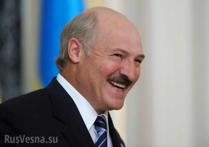 Александр Лукашенко после «инсульта» пошутил о своих похоронах