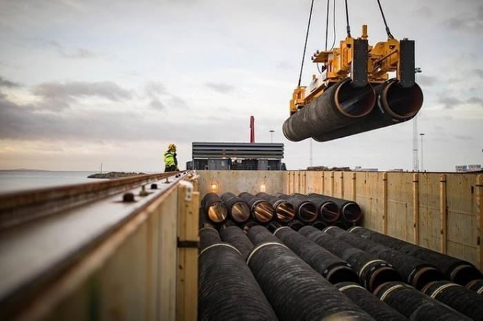 Для «Северного потока-2» разработали новый маршрут в обход Дании