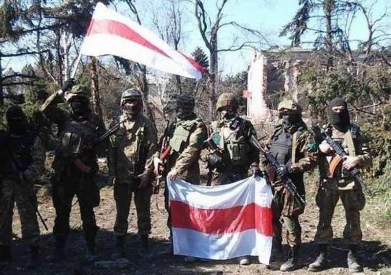 КтоикакнаУкраине готовит боевиков дляБеларуси (ФОТО, ВИДЕО)