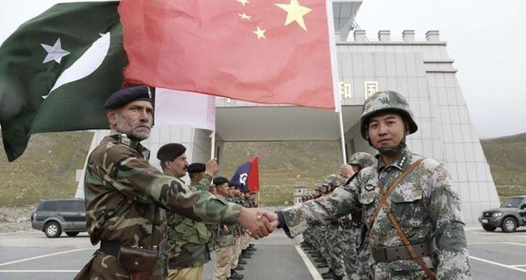 Алчные упыри ростовщики из МВФ в пролёте: Китай занял $2 млрд Пакистану напрямую