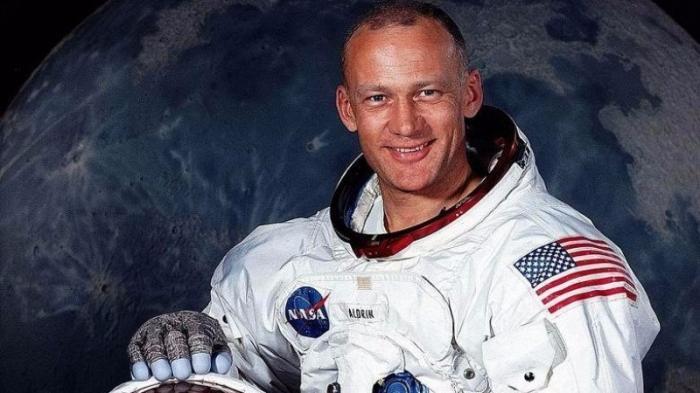 Астронавт участник миссии «Аполлон» Базз Олдрин: люди никогда не были на Луне