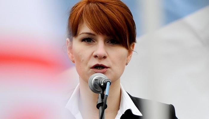Российские дипломаты поддерживают арестованную в США Бутину