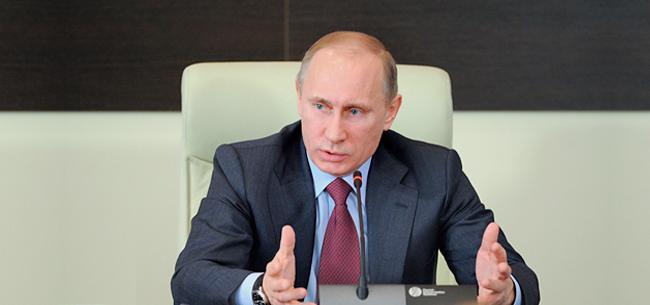 Владимир Путин требует пересмотреть соглашение между Украиной и ЕС