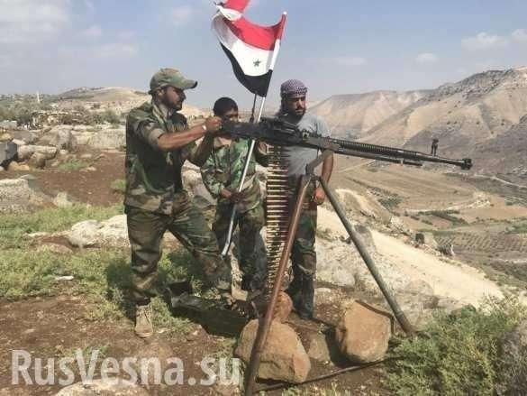 Сирия: «Треугольник смерти» стал концом ИГИЛ на юге страны | Русская весна