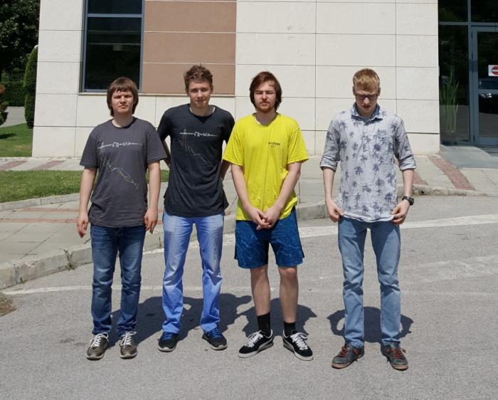 Студенты СПбГУ выиграли Международную математическую олимпиаду IMC 2018