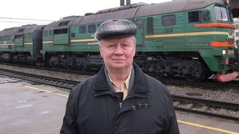 В Латвии прекрасная советская железная дорога, по которой уже нечего перевозить
