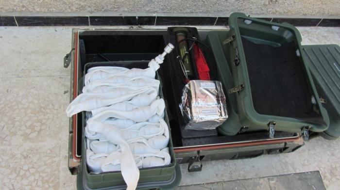 Подарок от морской пехоты США своим наёмникам из ИГИЛ