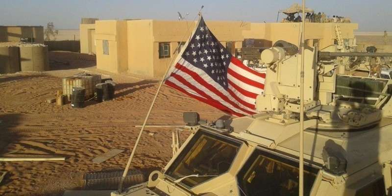 Сирия. Россия призвала США оставить военную базу в Эт-Танфе