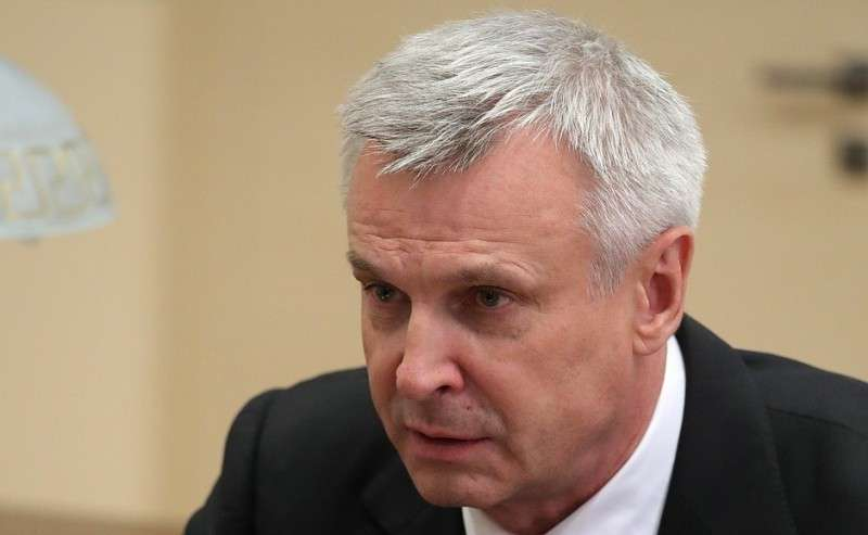 Временно исполняющий обязанности губернатора Магаданской области Сергей Носов.