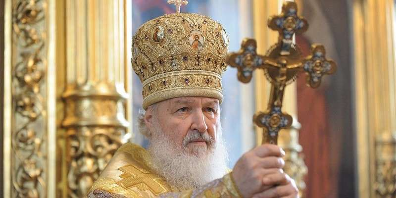 Церковная братва во главе с главпопом Кириллом жестоко мстит тем, кто разглашает их пороки