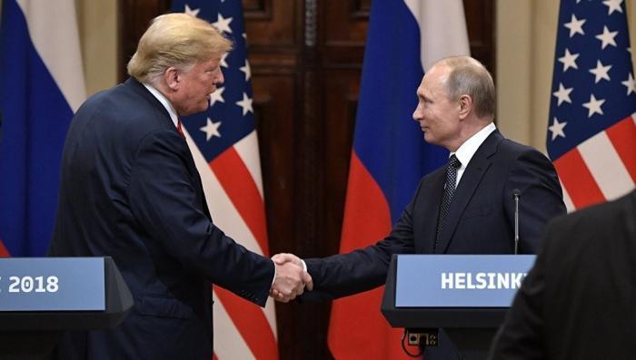 Глобалисты США сняли очередной фильм о «влиянии Путина на Трампа»