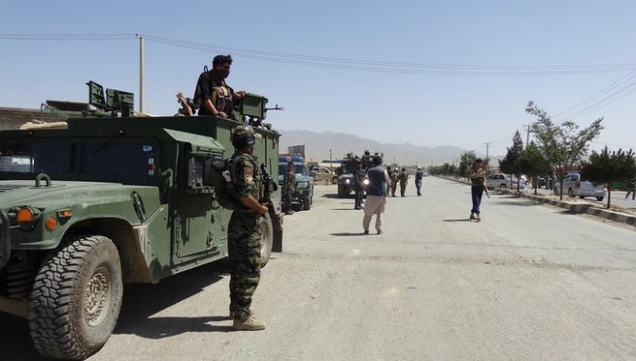 В Афганстане смертник взорвал конвой американских оккупантов