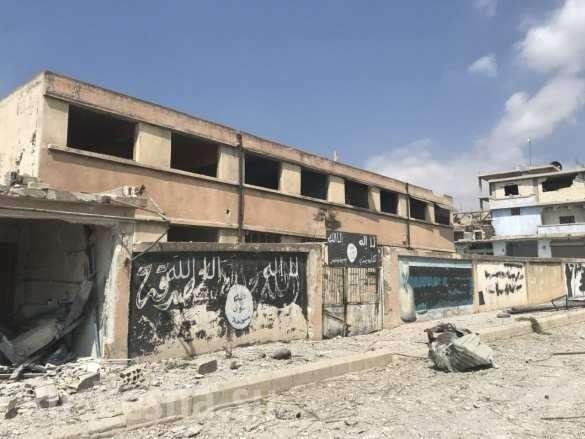 Конец котла ИГИЛ на юге Сирии: как «бармалеи» помогали сирийским войскам и ВКС РФ | Русская весна