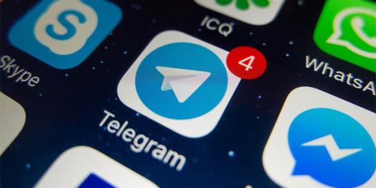 Тысячи сканов паспортов россиян опубликовал мессенджер Telegram в открытом доступе
