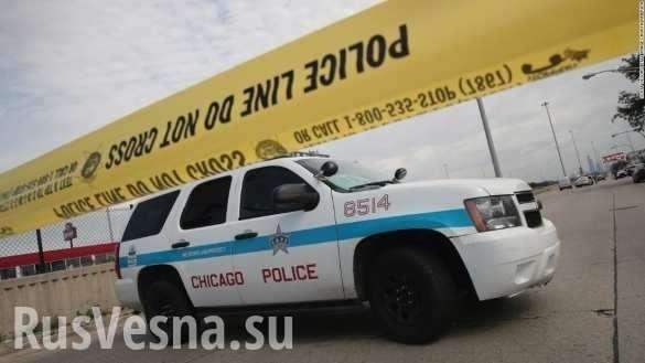 США: в Чикаго за день убиты и ранены десятки человек   Русская весна