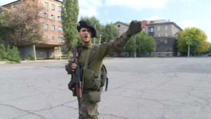 С ополченцами воюют иностранцы, разочаровавшиеся в западных ценностях
