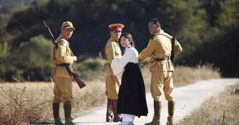 Дикие японцы бросили 400 000 женщин в военные публичные дома, выжили не более четверти