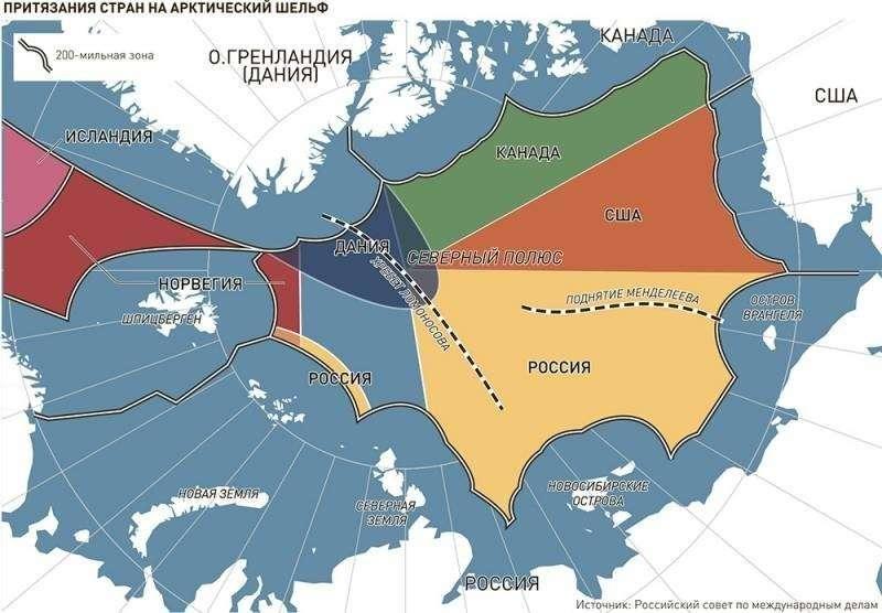 США начинают битву за Северный Морской Путь