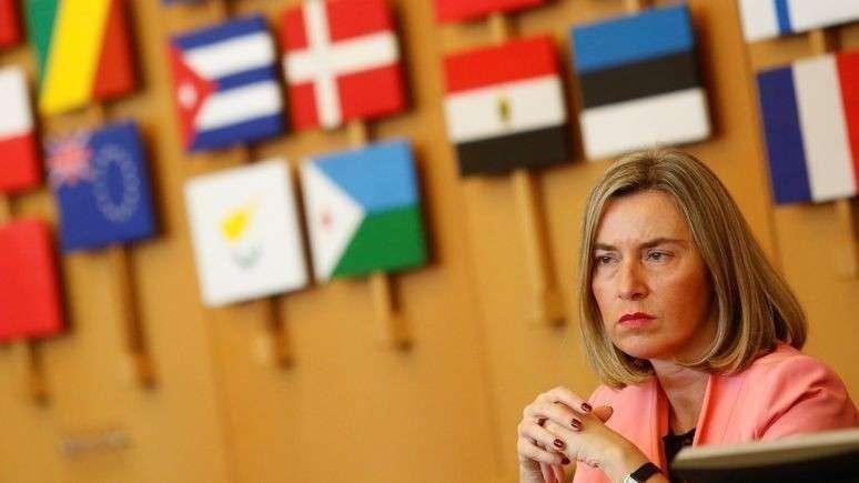Глобалисты ЕС запретили своим компаниям подчиняться санкциям США против Ирана