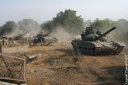 Медведев рассказал, почему Путин велел ему остановить шедшие на Тбилиси танки