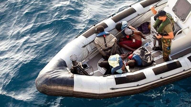 Индия ввела смертную казнь за пиратство. С корабля прямо к стенке
