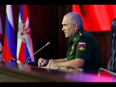 Минобороны России раскрыло детали уникальной военной операции в Сирии