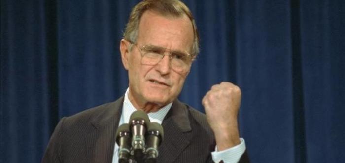 Откровения уходящего Джорджа Буша-старшего: русские ничего не простят и не забудут