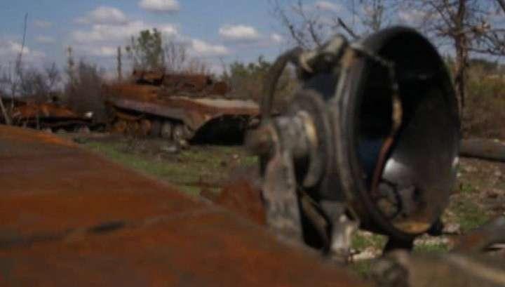 На ополченцев натравили радиоактивных силовиков