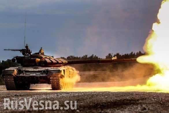 «Уралвагонзавод» создаёт штурмовой танк-робот, неуязвимый дляРПГ | Русская весна