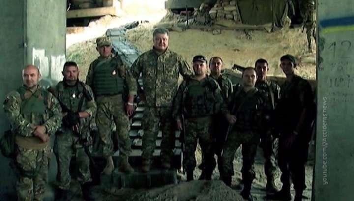 Еврейская хунта внедряет в украинскую армию идеологию бандеровщины