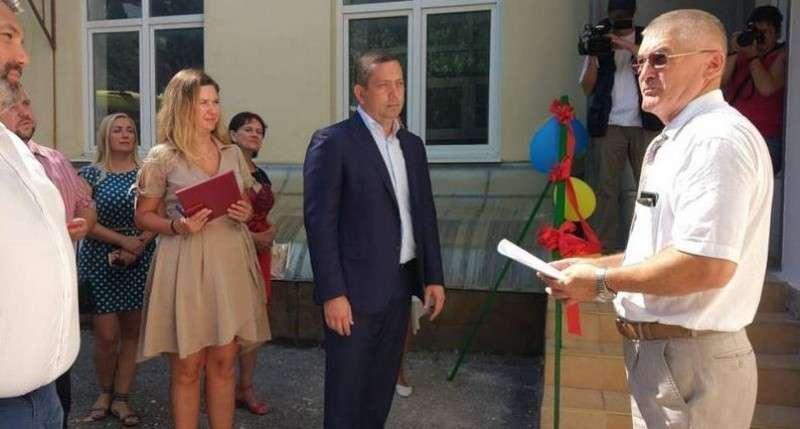 Мэр Ялты в который раз открыл в Форосе несуществующую «скорую помощь»