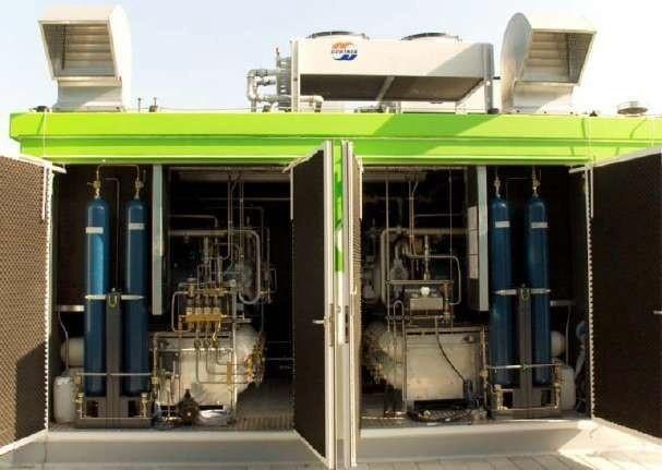 Российские предприятия открывают собственные автозаправки наприродном газе