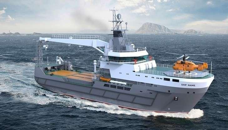 Строительство кораблей ивспомогательных судов для ВМФ России