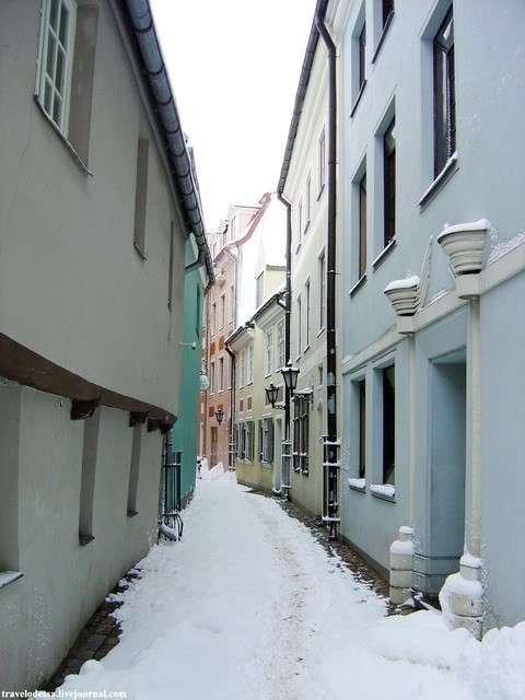 Русская история рижских улочек, о которой стесняются говорить латышские экскурсоводы