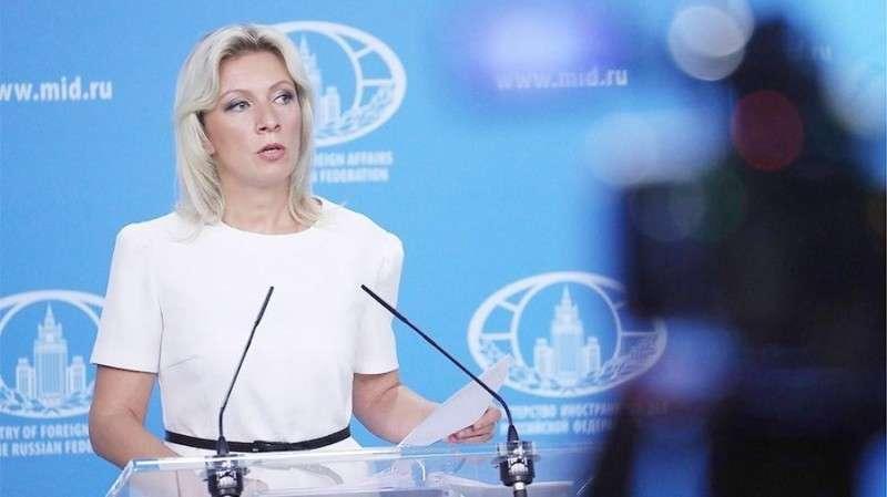 Захарова призвала пиндосов прекратить манипулировать закрытыми и вымышленными документами